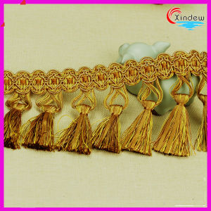 Polyester and Cotton Tassel for Home Textile pictures & photos