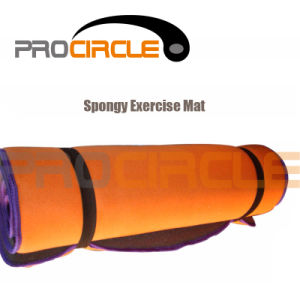 Fitness Equipment High Quality Wholesale Spongy Exercise Mat (PC-EM1001) pictures & photos