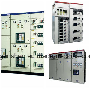 Gcs Indoor Low Voltage Capacitor Power Conversion Motor Control Draw out Switch Cabinet/Extraction Switchgear pictures & photos