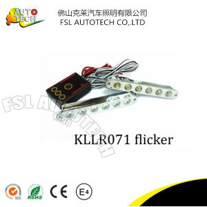 LED Auto Daytime Running Light with Flicker Parts pictures & photos