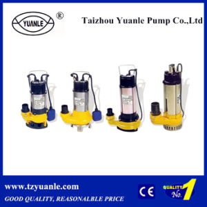 V Seires Submersible Garden Pump for Waste Water (V1500F)