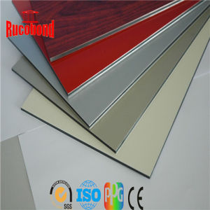 Becoration Material Aluminium Sheets (RB-M58) pictures & photos