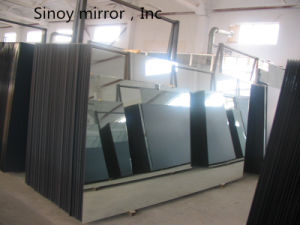 2mm-6mm Clear Float Glass Mirror Coated Aluminum pictures & photos