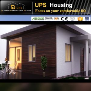 New Style Prefab House with Two Bedrooms pictures & photos