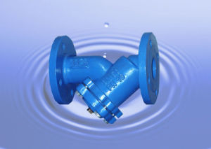 Flanged Y-Strainer