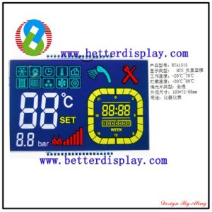 Segment LCD Module Display with FSTN Panel pictures & photos