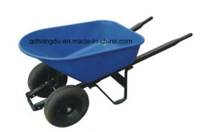 Factory Hot Sale Big Capacity Wb9600 Wheelbarrow pictures & photos