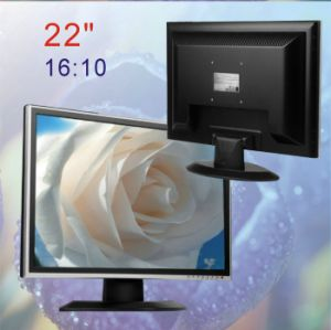 22 Inch Full HD LCD Monitor with 1680*1050, LCD Monitor
