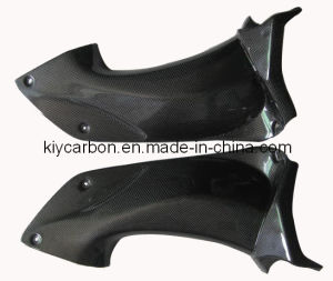 Carbon Fiber Air Ducts Pair for Kawasaki pictures & photos