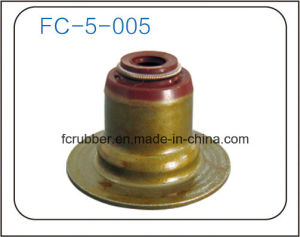 Valve Oil Seal of Fluorine Rubber for Sealing Oil pictures & photos