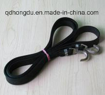 Factory Directly Sale Elastic Rubber Rope with Metal Hook pictures & photos