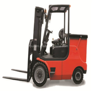 4-5ton Four Fulcrum Battery Forklift pictures & photos