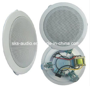 Coaxial Ceiling Speaker for Public Address System