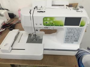 Chain Stitch Embroidery Machine Home Use Embroidery and Sewing Machine pictures & photos