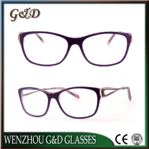 New Style Acetate Optical Frame Eyewear Eyeglass 52-298 pictures & photos