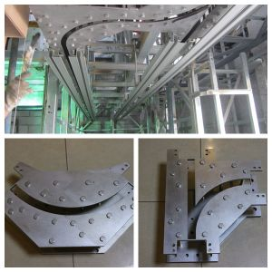 Track and Roller for Operable Partition Wall pictures & photos