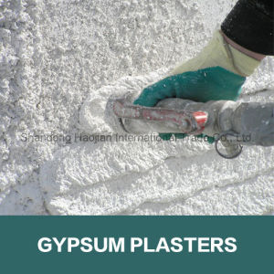 Plaster Gypsum Material Additive Rdp White Polymer Powder pictures & photos