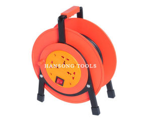 Plastic Cable Reel (HC-117) pictures & photos