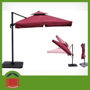 Central Post Waterproof Sun Umbrella pictures & photos