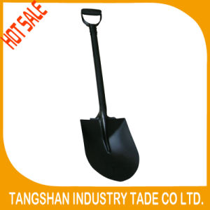 Hot Sale-Whoe Steel Round Nose Shovel pictures & photos
