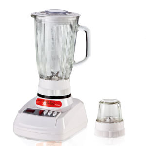 1400ml Glass Jar Vegetable Chopper Electric Blender Manufactory B32 pictures & photos