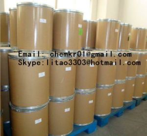 Fluoxymesterones CAS: 76-43-7 Halotestin for Bodybuilding Steroids Powders pictures & photos