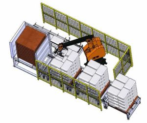 Robotic Palletizing System with CE pictures & photos