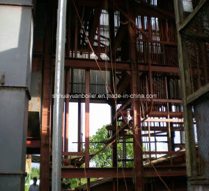 Wood Fired Steam Boiler (28T) pictures & photos