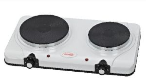 Double Iron Electric Hot Plates