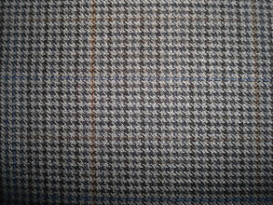 Wool Tussah Silk Blenched Fabric pictures & photos