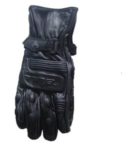 Wholesale Fashion Real Leather Winter Gloves for Riding pictures & photos