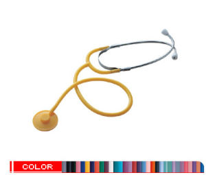Plastic Single Head Toy Stethoscope (Sw-St01g) pictures & photos