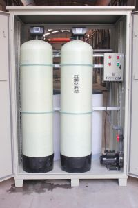 FRP Resin Tank Water Softener Filter to Remove Water Hardness pictures & photos