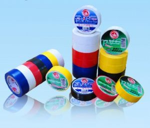 PVC Flame Retardant Insulating Electrical Tape pictures & photos