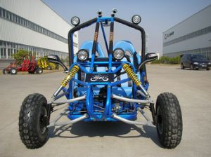 Two Seats Automatic EEC Go Kar with 150cc Engine (KD 150GKA-2) pictures & photos