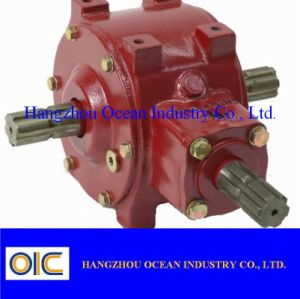 Helical Agricultural Gearbox pictures & photos