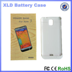 4800mAh Flip Cover Backup Battery Case for Samsung Galaxy Note3 (OM-PWnote3) pictures & photos