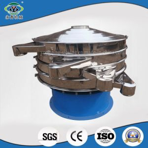 Circular Rotary Mobile Vibration Screen with Mesh (XZS1000-3) pictures & photos