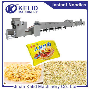 New Product Mini Scale Halal Instant Noodle Machine pictures & photos