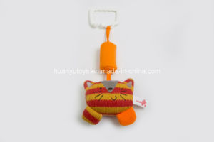 Knitting Fabric Baby Chime Hanging Toy pictures & photos