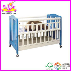 2015 Hot Sales Baby Wooden Baby′s Crib (wj278340) pictures & photos