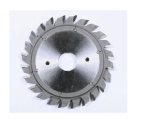 Adjustable Scoring Blade Tct Saw Blade for Wood pictures & photos