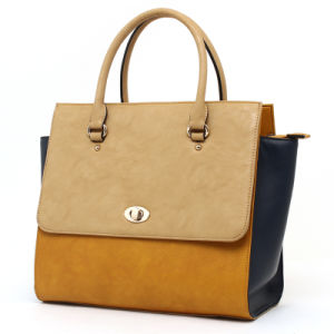 The Best Selling Lady′s Designer Fashion PU Leather Bag/Handbag (C70866) pictures & photos