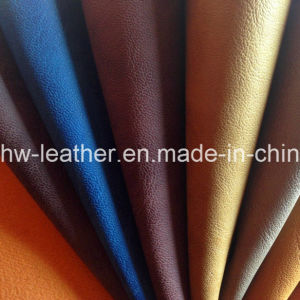 Eco-Friendly PU Leather for Fashion Shoe, Bag (HW-1644) pictures & photos
