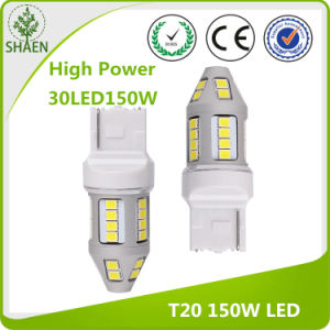 T20 Single Beam 150W White Turn Lamp Auto LED Light pictures & photos