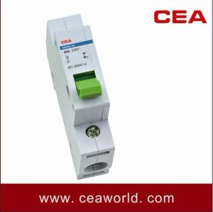 Cei45 Isolating Switch pictures & photos