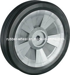 "8"" Rubber Wheel for Cleaning Machine"