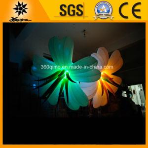 Big 1.5m Inflatable LED Light Hanging Flowers