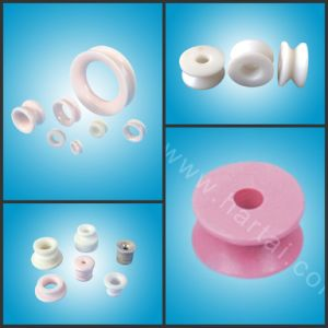 Ceramic Wire Guide Roller with Alumina (Ceramic Pulley) pictures & photos