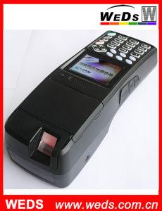 Fingerprint Handheld Terminal with Built-in Printer (WEDS-HP8)